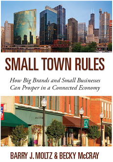 Small Town Rules cover