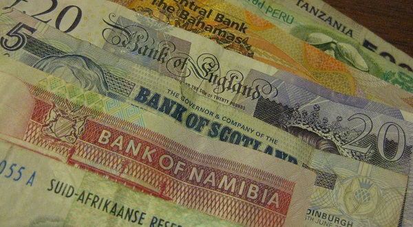 Global bank notes