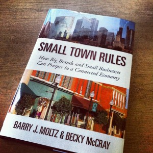 CC Chapman is reading Small Town Rules in Massachusetts