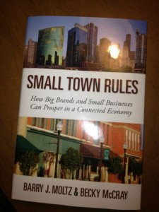 Laura Pistachio Fitton's copy of Small Town Rules
