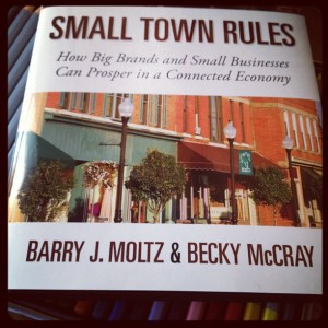 Stargardener is reading Small Town Rules in Oklahoma